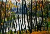Пам'ятна виставка художника і педагога Михайла Ісаханова « Береги душі ».