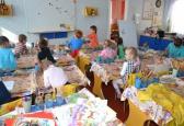 Выставка работ детей детского дошкольного заведения № 98